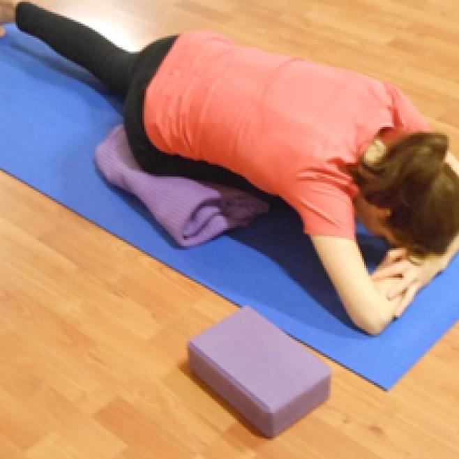 individuele yoga lessen