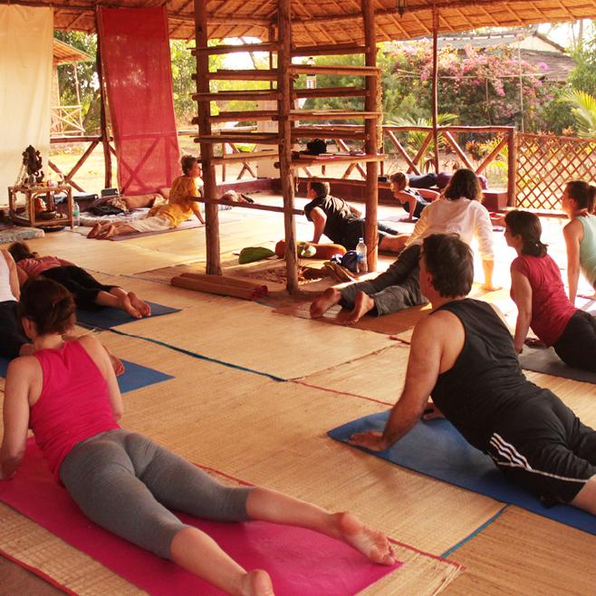 wat kosten yoga lessen