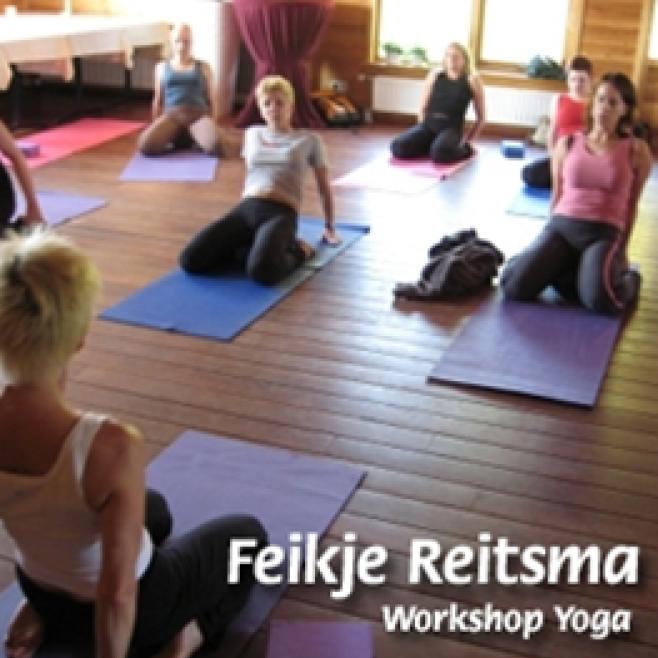 yoga workshops voor instellingen