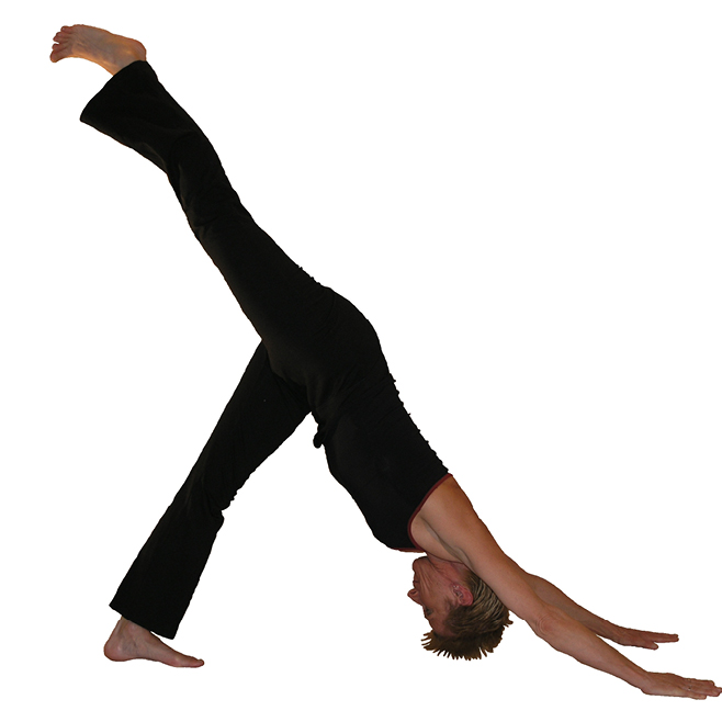 lichamelijke veranderingen yoga