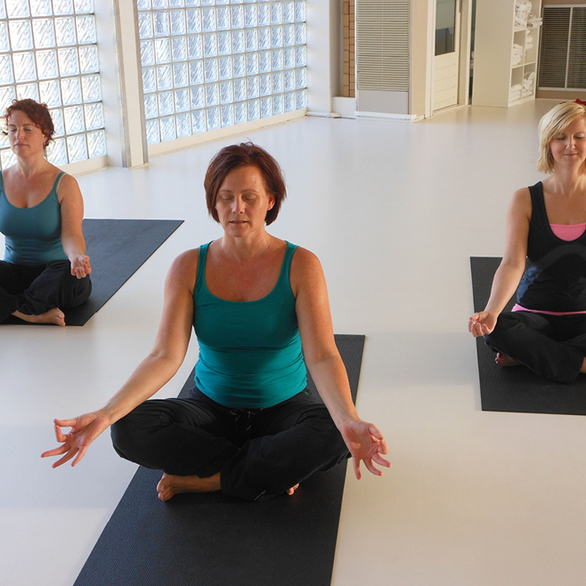 er zijn verschillende yoga stijlen